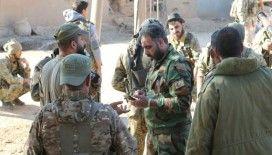 SMO ile YPG/PKK'lı teröristler arasında şiddetli çatışmalar