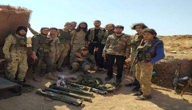 SMO ile teröristler arasında şiddetli çatışma