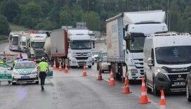 TEM'de zincirleme trafik kazası: 4 yaralı
