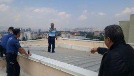 İntihar girişimi Milletvekili Fendoğlu engelledi