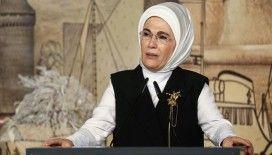 Emine Erdoğan'dan 'Dünya Çölleşme ve Kuraklıkla Mücadele Günü' paylaşımı