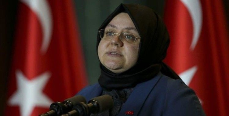 Bakan Zehra Zümrüt Selçuk'tan Elazığ'da genç kızın babası tarafından öldürülmesine tepki