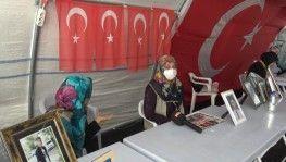 HDP önündeki ailelerin evlat nöbeti 289'uncu gününde