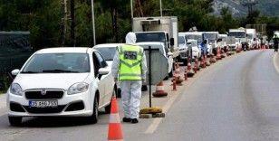 Bodrum'a turistten önce korsan taksiler gitti
