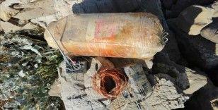 MSB: Haftanin'de terör örgütünün tuzakladığı patlayıcılar etkisiz hale getiriliyor