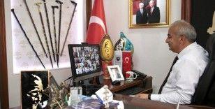 Başkan Çetin Bozkurt Kılıçdaroğlu ile görüştü