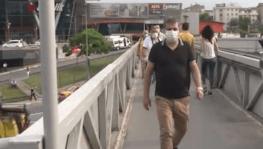 Maske kuralı sonrası İstanbul'da ilk sabah