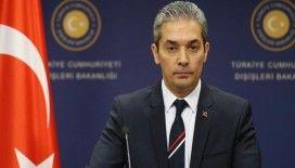'Irak'ın PKK ile mücadelemizde ülkemizle işbirliği içinde hareket etmesini bekliyoruz'