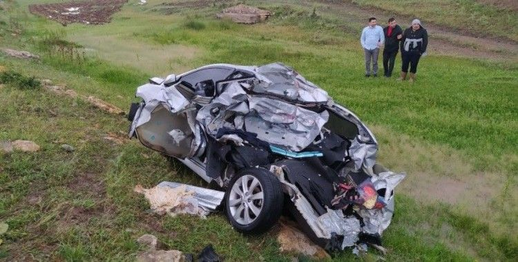Sivas'ta zincirleme trafik kazası: 7 yaralı
