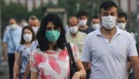 İstanbullular açık alanlarda maske takma zorunluluğuna uyuyor