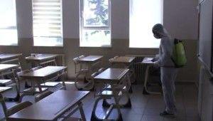 Okullar LGS için hazırlanıyor