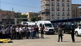 Teröristlerin katlettiği sivil şehitler için tören düzenlendi