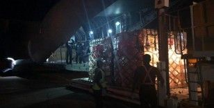 MSB: 'Tıbbi yardım malzemelerini taşıyan uçağımız Çad'a indi'
