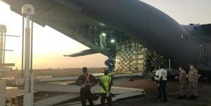 "MSB: ""Tıbbi yardım malzemelerini taşıyan uçağımız Çad'a indi"""