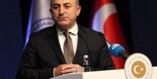 """Bakan Çavuşoğlu: """"İrini operasyonu taraflı"""""""