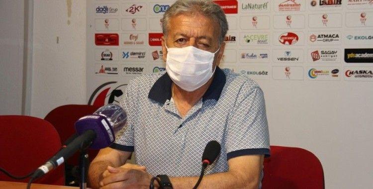 Balıkesirspor-Menemenspor maçın ardından