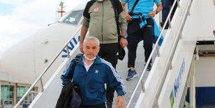 Sivasspor kafilesi Konya'ya gitti