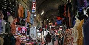 800 yıllık Kayseri Kapalı Çarşı esnafı umudunu gurbetçilere bağladı
