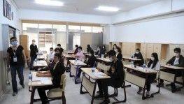 LGS kapsamında yapılan merkezi sınav başladı