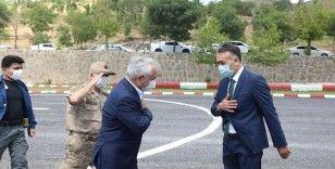 İçişleri Bakan Yardımcısı ve Jandarma Genel Komutanı Bitlis'i ziyaret etti
