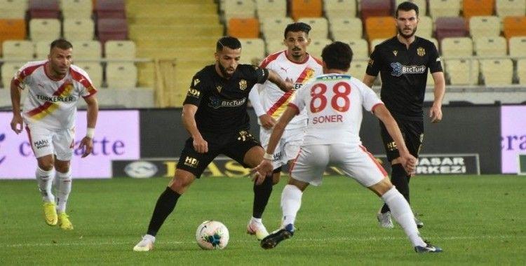 Yeni Malatyaspor, Göztepe'yi 2-1 mağlup etti