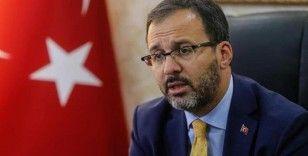 Bakan Kasapoğlu minik kaykaycının çağrısını cevapsız bırakmadı