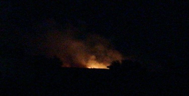 Kahramanmaraş tekstil fabrikasında yangın