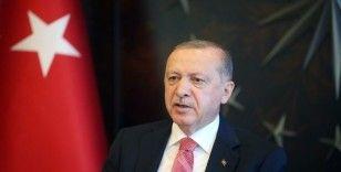 Cumhurbaşkanı Erdoğan'dan Sakarya'nın kurtuluş yıl dönümü mesajı