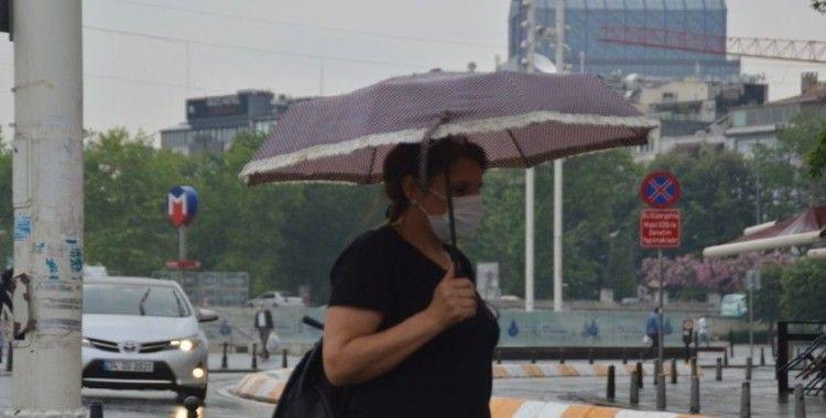 AKOM'dan İstanbul'a şiddetli yağmur uyarısı