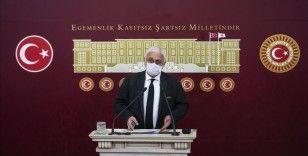 HDP'li Oluç'tan baro başkanlarının yürüyüşüne destek