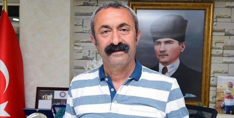 Tunceli Belediye Başkanı Maçoğlu'nun Kovid-19 testi pozitif çıktı