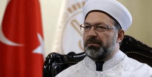 Diyanet İşleri Başkanı Erbaş'tan 'hac kurası' açıklaması