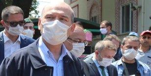 Bakan Soylu: Bursa'daki selde kaybolan Derya'nın aranmasına devam ediliyor