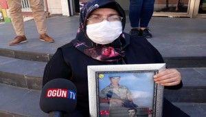 HDP önündeki ailelerin evlat nöbeti 294'üncü gününde