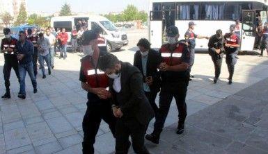 Kayseri merkezli 14 ilde insan kaçakçılarına operasyon