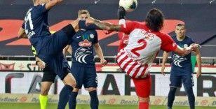 Antalyaspor, 2006-2007 sezonundaki 10 maçlık serisini yakaladı