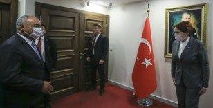DSP seçim kanununa ilişkin önerilerini İYİ Parti ve BBP'ye sundu
