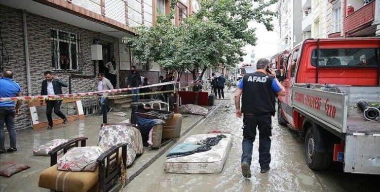 İstanbul Valiliği: Esenyurt'ta hasar tespit çalışmalarına başlandı