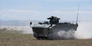 Türk Silahlı Kuvvetlerine yerli füzeli Kaplan teslimatı başladı