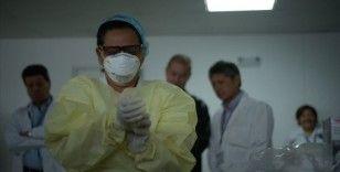 Guatemala'da devlet başkanlığı sarayında çalışan 151 kişide Kovid-19 tespit edildi