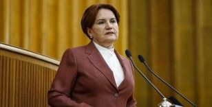 İYİ Parti Genel Başkanı Akşener: Yanlış verilerle atılan adımların sonuçları da yanlış olur