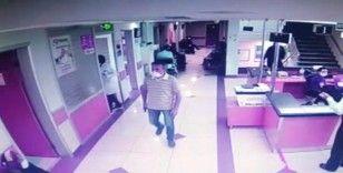 Hastanelerden cep telefonu çalan hırsız yakalandı