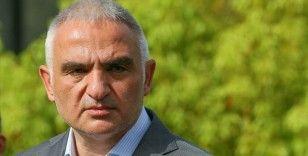 Ersoy, Çavuşoğlu ve Koca ile turizmde alınacak tedbirleri görüştü