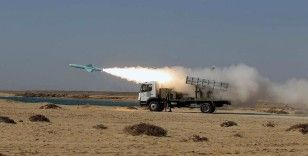 İran, Irak sınırındaki 'terör gruplarını temizlemek için' tatbikat başlattı