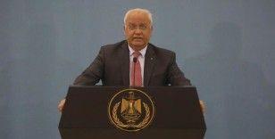 FKÖ Genel Sekreteri Ureykat, Filistinlilerin şehit edilmesinden Netanyahu'yu sorumlu tuttu