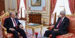 TBMM Başkanı Şentop, BM Genel Kurulu Başkanlığı'na seçilen Bozkır ile görüştü