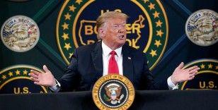 Trump'tan 'Meksika duvarına' övgü: Dünyanın en güçlü duvarı, Covid-19'u bile durdurdu