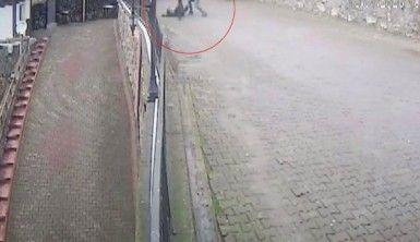 Kartal'daki kayınpeder cinayeti kamerada