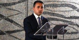 İtalya Dışişleri Bakanı Di Maio Libya'da