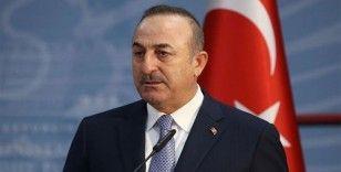 Dışişleri Bakanı Çavuşoğlu Güvenlik Konseyi'ne beyanda bulundu